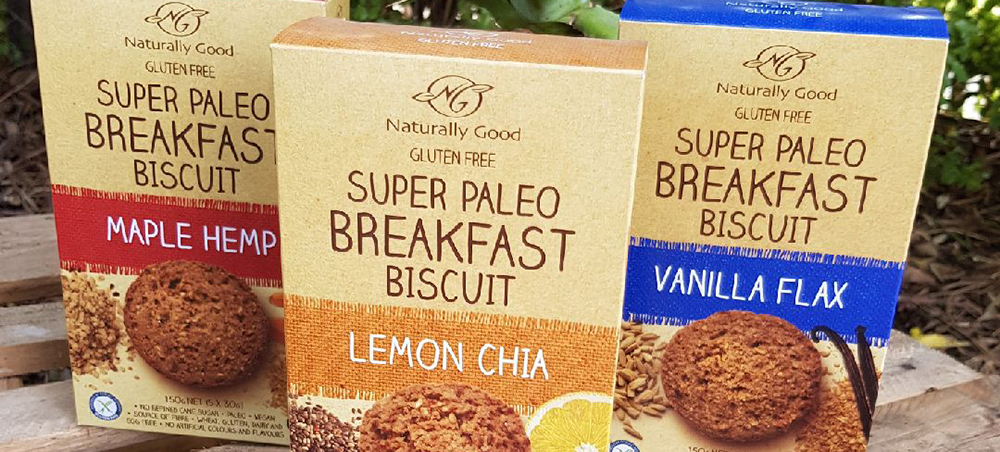 Super Paleo Breakfast Biscuits