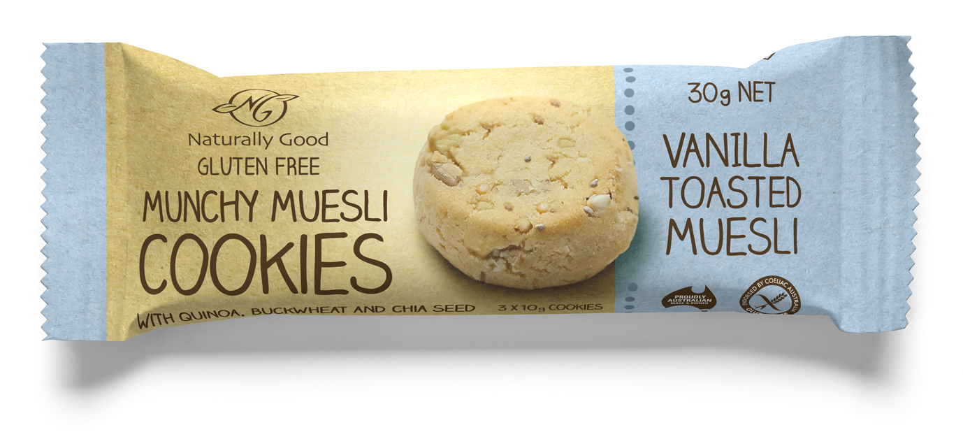 Vanilla Toasted Three Pack- 30g
